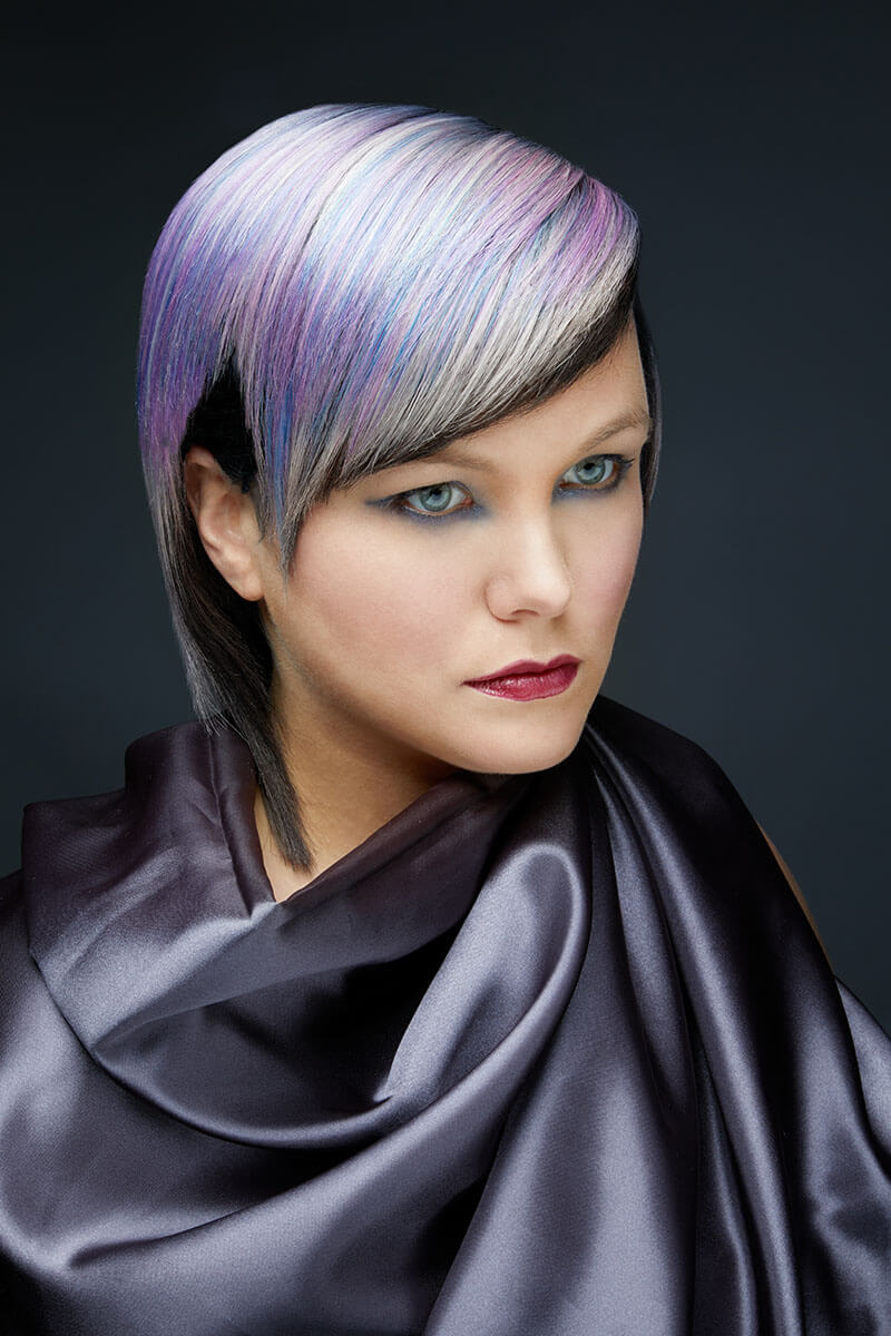 Hair and color by Jenniffer & Co