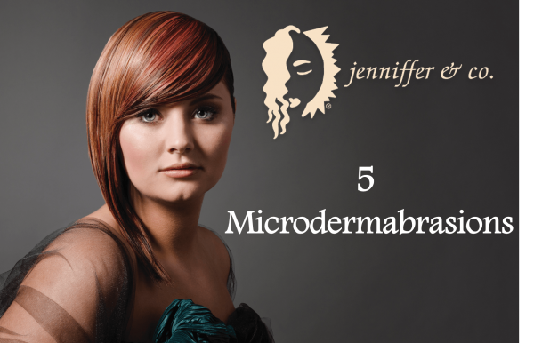 5 microdermabrasions special