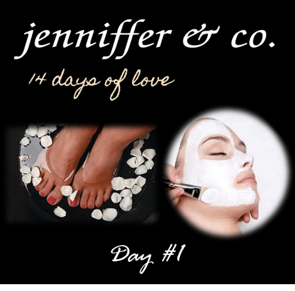 Jenniffer and Co 14 Days of Love Specials #1