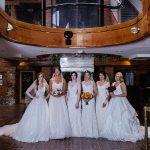 bridal fashion - group photo
