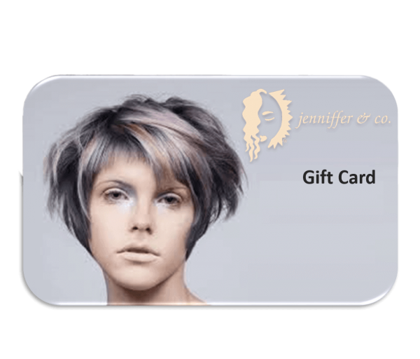 Gift card for salon in Mentor, Ohio